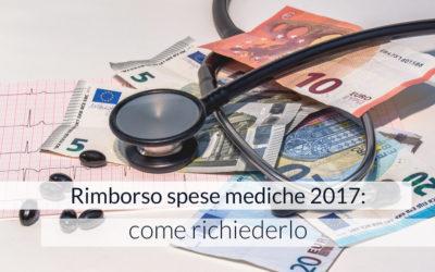Rimborso spese mediche 2017: come richiederlo