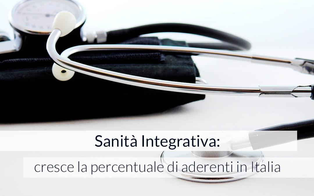 Sanità Integrativa: cresce la percentuale di aderenti in Italia