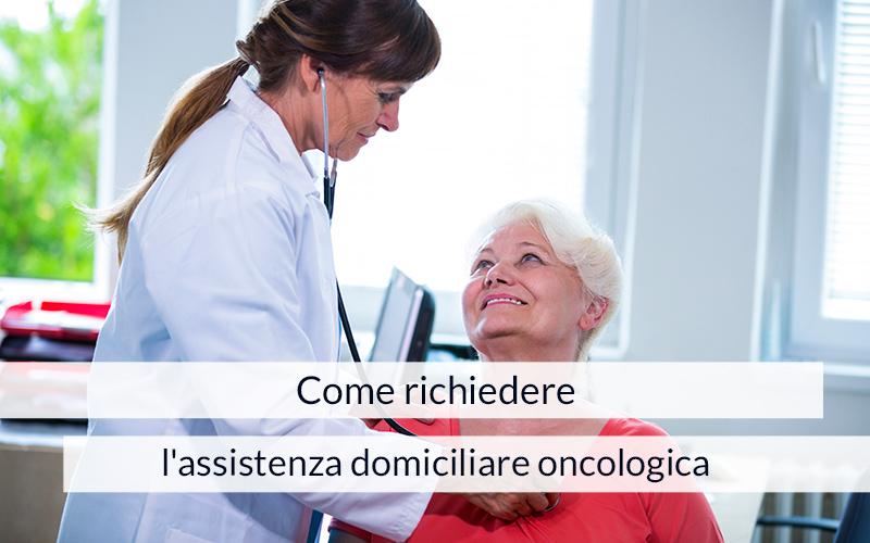 assistenza domiciliare oncologica