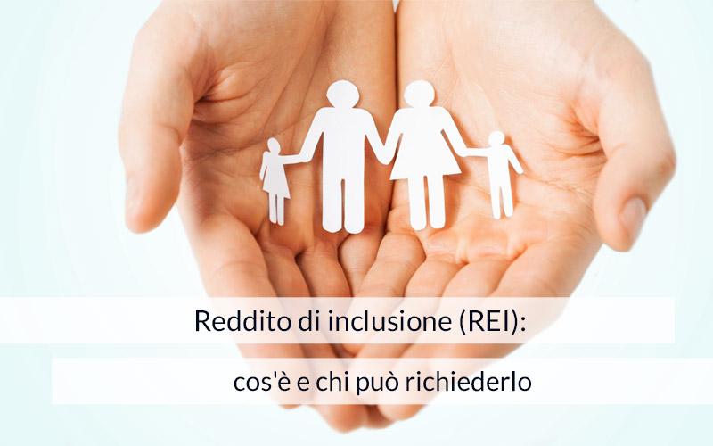 cos'è il reddito di inclusione
