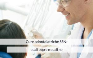 Cure odontoiatriche SSN-
