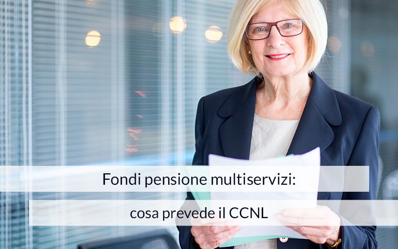 Fondi pensione multiservizi
