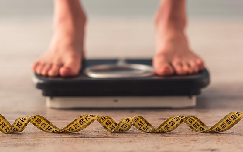 Un terzo della popolazione maggiorenne è in sovrappeso