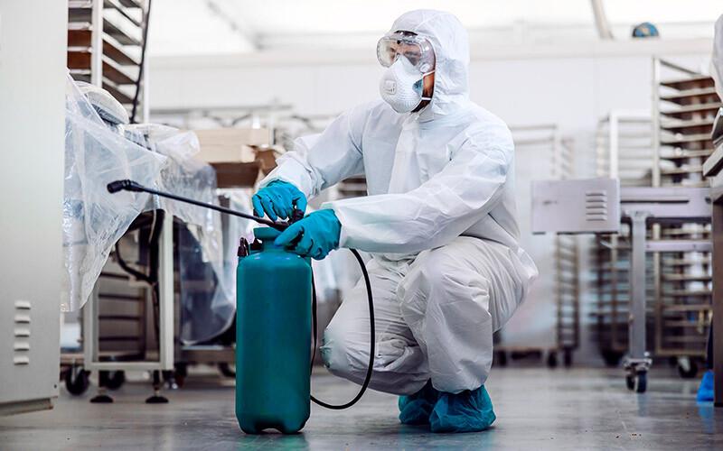 Sanificazione, la pandemia ha fatto evolvere i servizi-cover