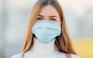 a mascherina non provoca nessun danno alla nostra salute