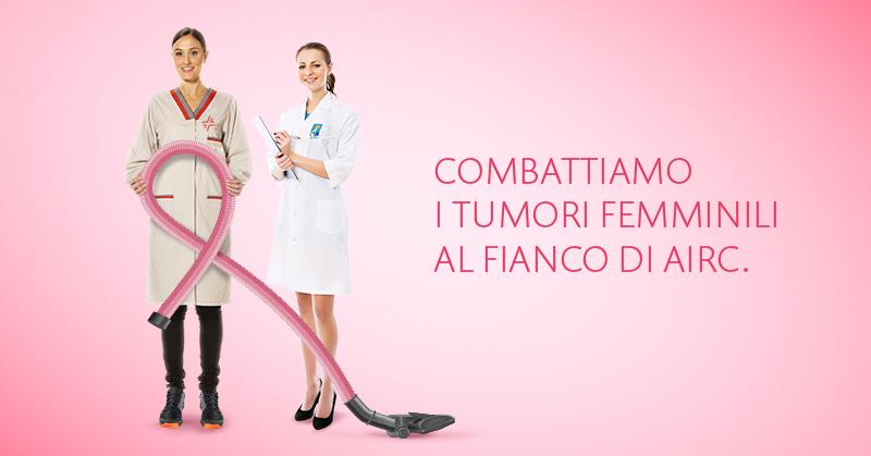 Fondo ASIM e AIRC insieme nella lotta contro i tumori femminili