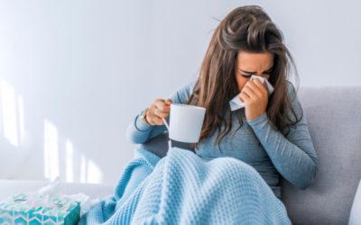 L'incidenza dell'influenza stagionale è la più bassa degli ultimi 20 anni