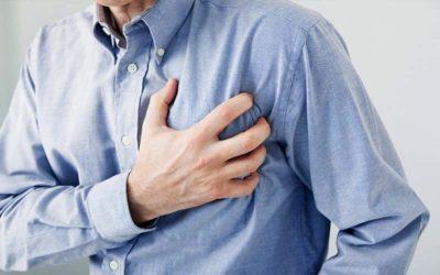 Come riconoscere un infarto in atto e come intervenire